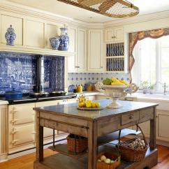 French Kitchen Cabinets Luxury Design Country Kitchens Traditional Home