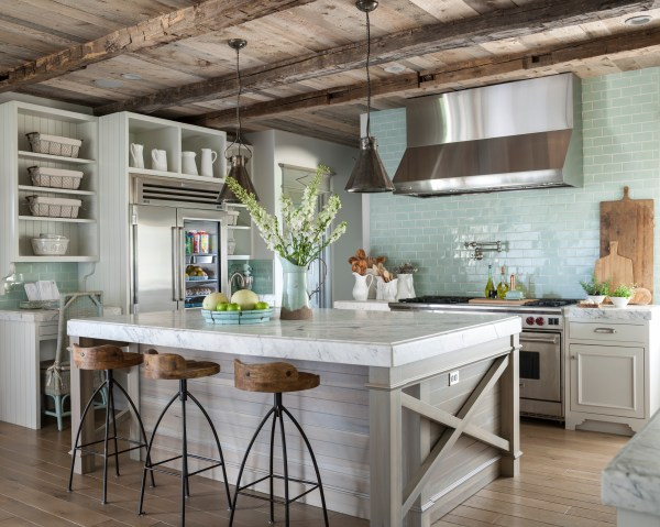 french country kitchen Country French Kitchens | Traditional Home