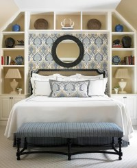 Stylish Storage Ideas for Small Bedrooms | Traditional Home