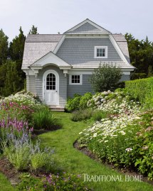 Hamptons Cottage Style House
