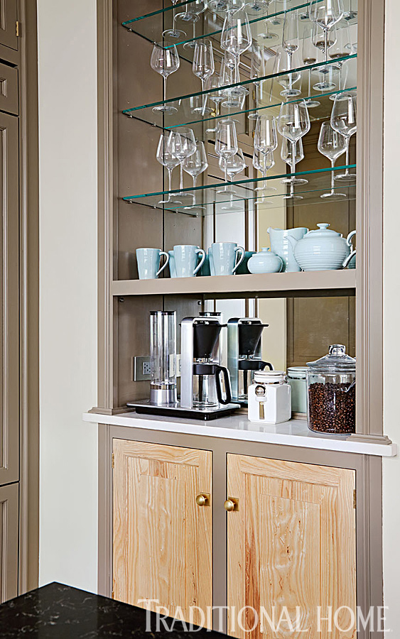 Complete Kitchen Cabinet Set Showhouse Kitchen Designed By Christopher Peacock