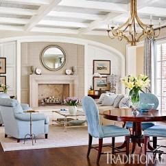 Where To Place Living Room Furniture How Choose Area Rug Size For Arranging Dos And Don Ts Traditional Home Enlarge