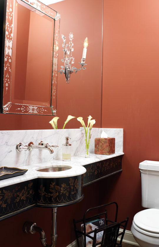 Beautiful Curtains Design Decorating: Bath Vanities | Traditional Home