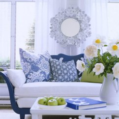 Small Living Room Ideas Blue Chests Beautiful Rooms In And White Traditional Home Enlarge