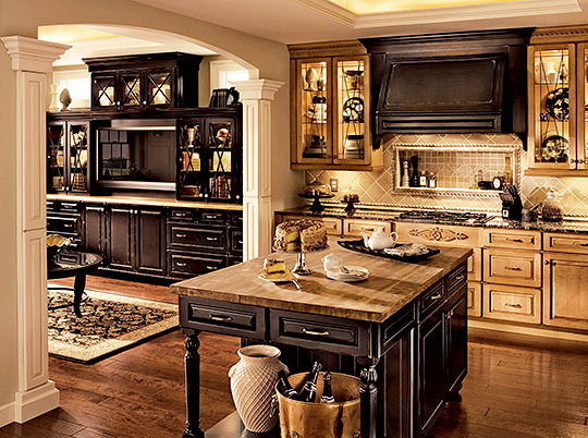 kitchen updates black knobs that pay back traditional home enlarge