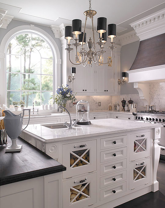 updated kitchens stainless kitchen cart updates that pay back traditional home enlarge