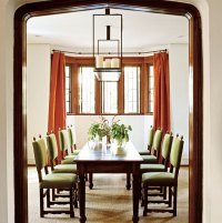 Dramatic Window Treatments
