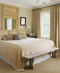 Decorating Ideas: Beautiful Neutral Bedrooms | Traditional ...