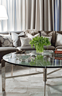 Decorating: Gorgeous Gray Rooms | Traditional Home