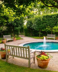Garden Retreats and Sitting Areas