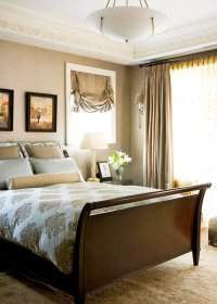 Bedroom Decorating Ideas: Pillow Talk | Traditional Home