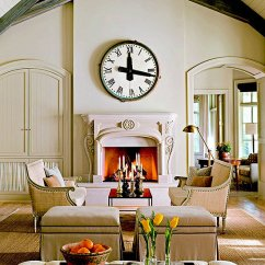 Large Vase For Living Room Decorating Ideas Small How To: With Clocks | Traditional Home
