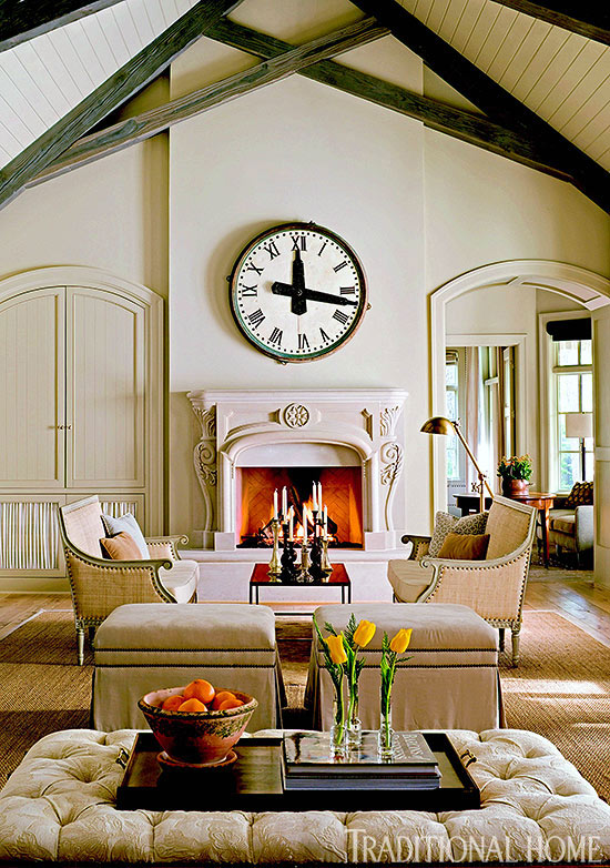 living room clocks next cheap furniture set how to decorating with traditional home enlarge