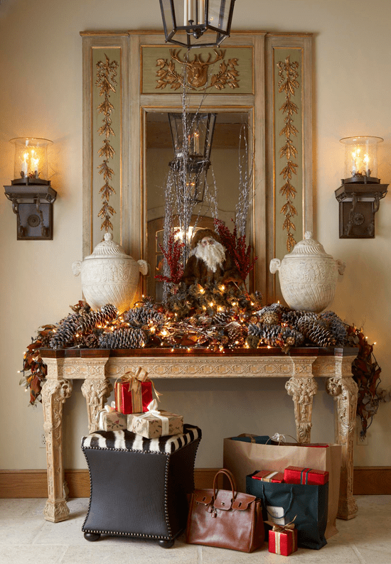 Holiday Entertaining Ideas  Traditional Home