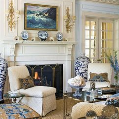 Living Room Mantel Large Pictures Get The Look Classic Mantels Traditional Home Enlarge