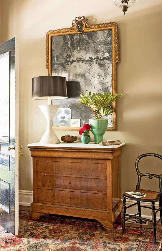 Fab FleaMarket Style Decorating Ideas  Traditional Home