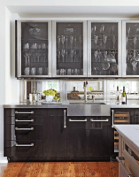 Distinctive Kitchen Cabinets with Glass Front Doors ...