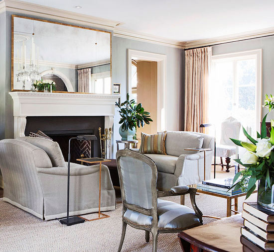 pictures of colors for living room home decorating ideas long narrow rooms elegant in neutral traditional light filled soft blues and ivory