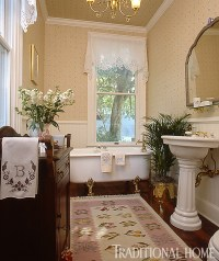 25 Years of Beautiful Bathrooms | Traditional Home