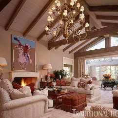Beautiful Living Room Ideas Furniture Decoration 25 Years Of Rooms Traditional Home Enlarge Bob Hawks Spacious Ranch House