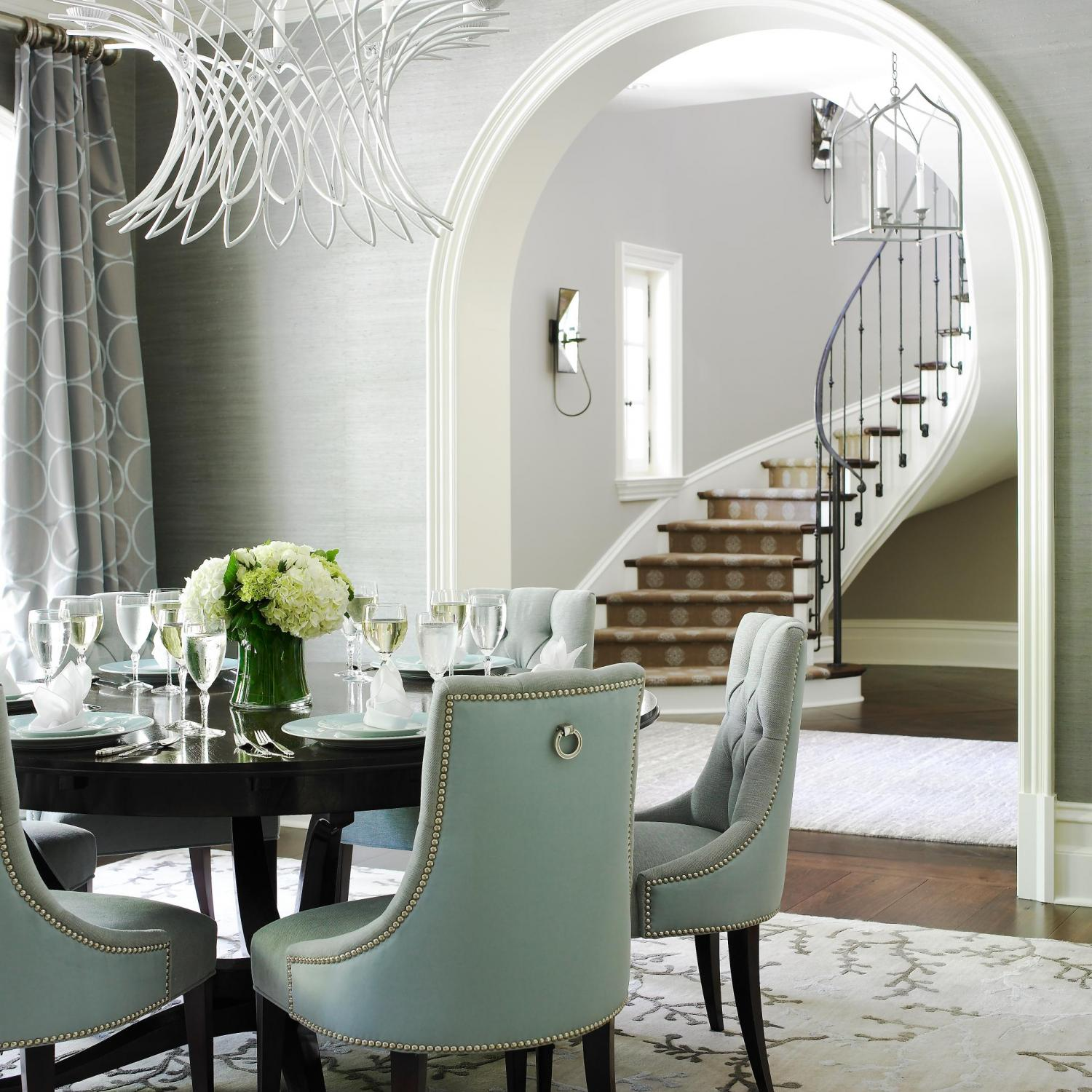 Elegant Dining Rooms  Traditional Home