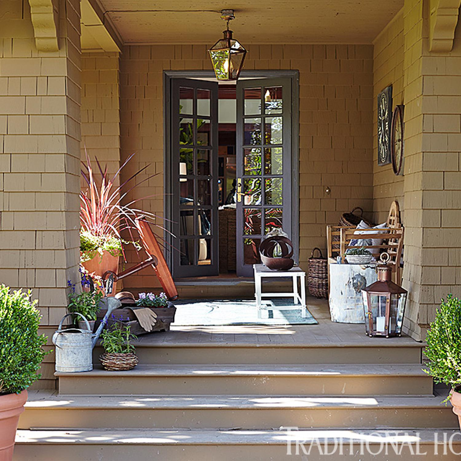 Napa Valley Showhouse 2013 Traditional Home