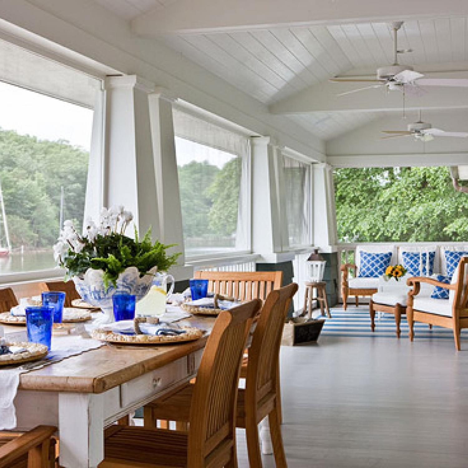 Beautiful Waterfront House Remodel  Traditional Home