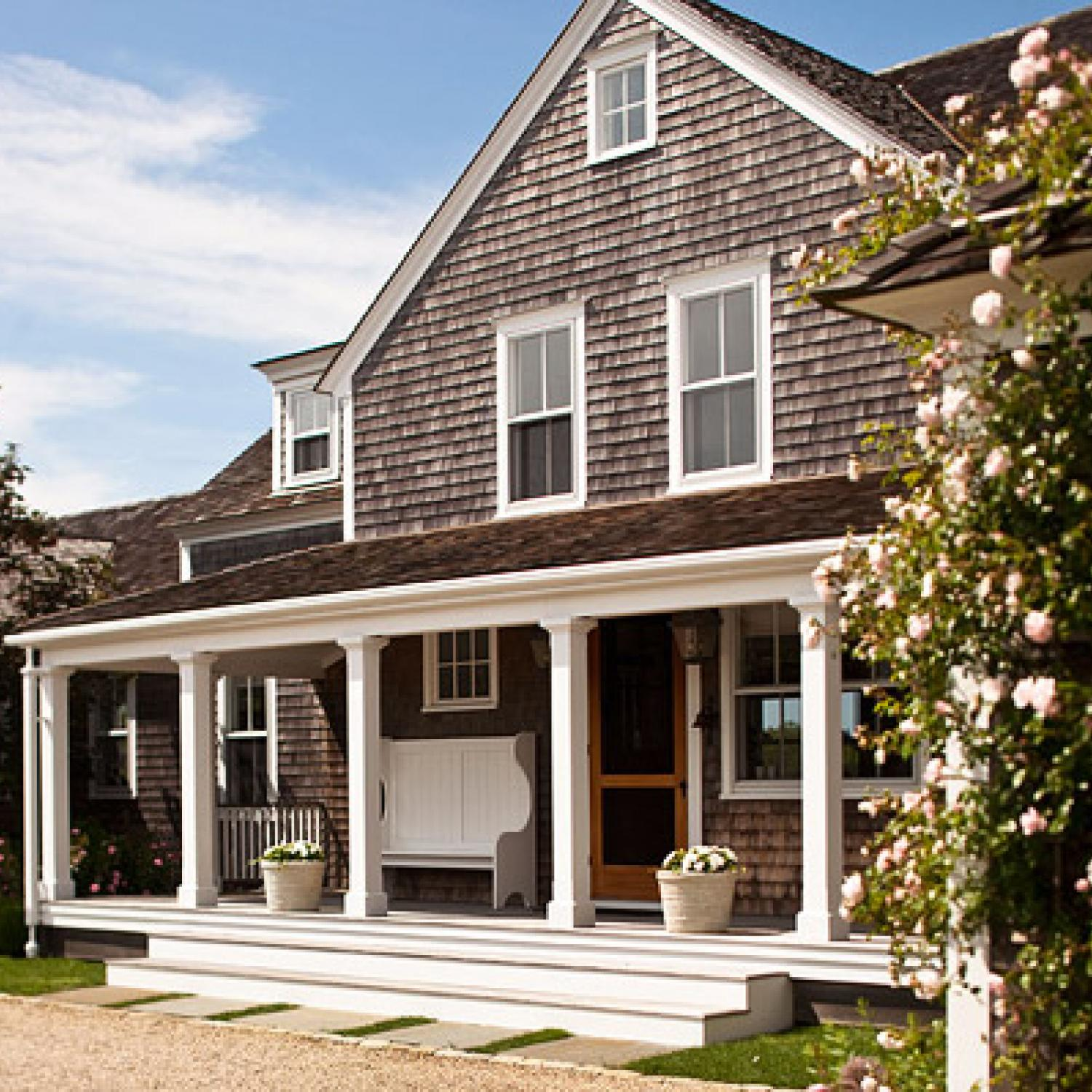 Nantucket Cottage Style Homes