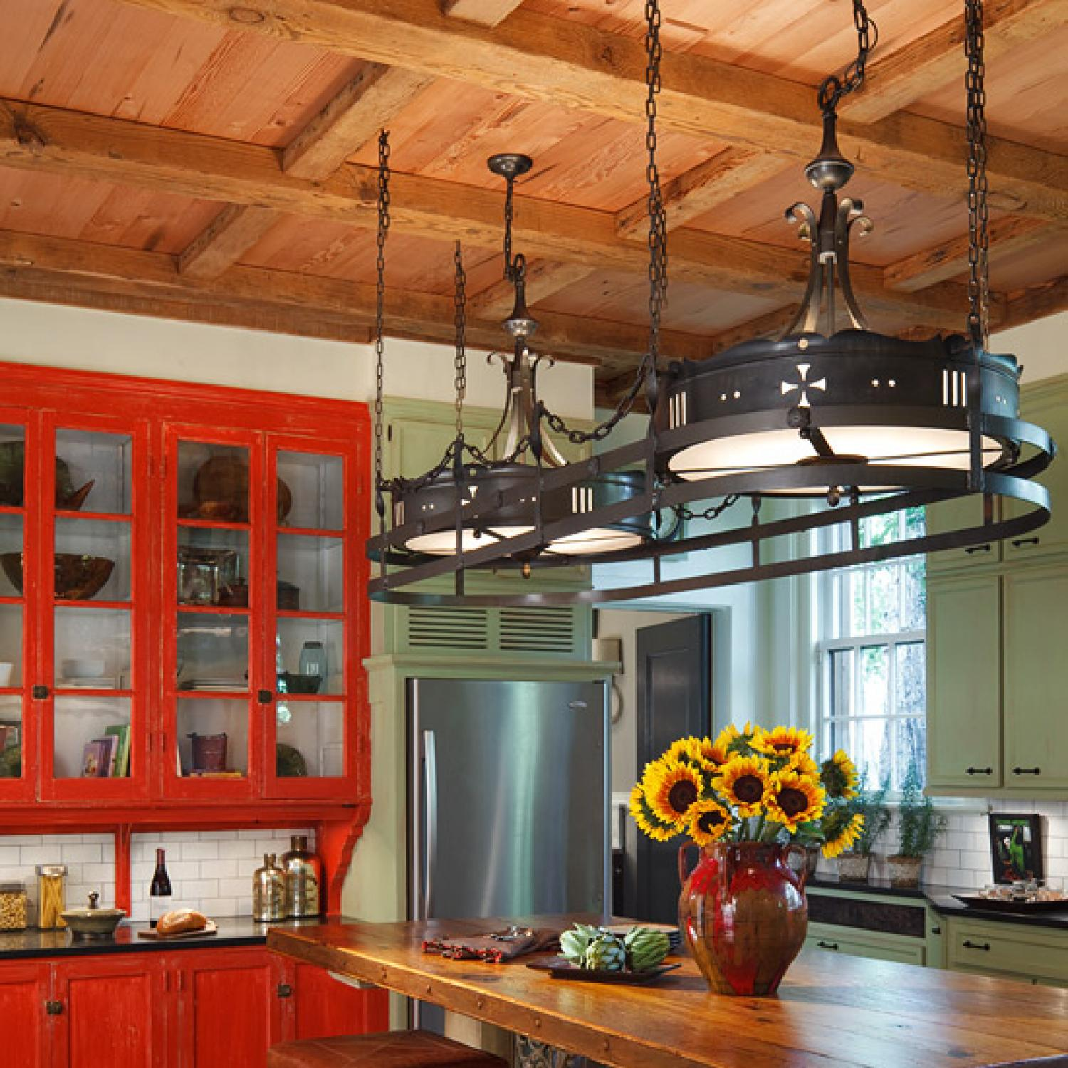 colorful kitchen cabinets modern chimney kitchens with charisma traditional home