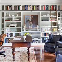 Sophisticated Office Spaces | Traditional Home