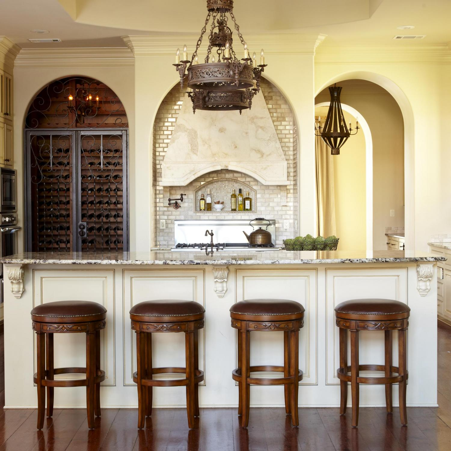 country french kitchens kitchen ceiling lighting traditional home