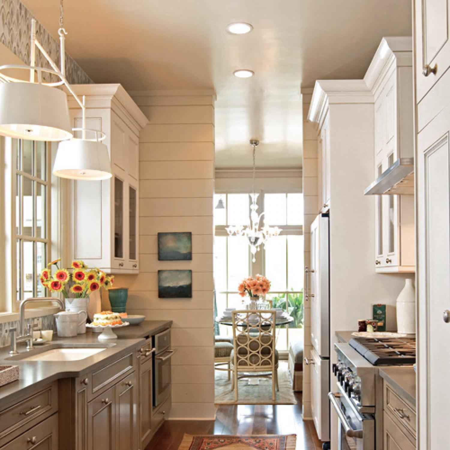 How To Design A Small Kitchen Layout House Designer Today •