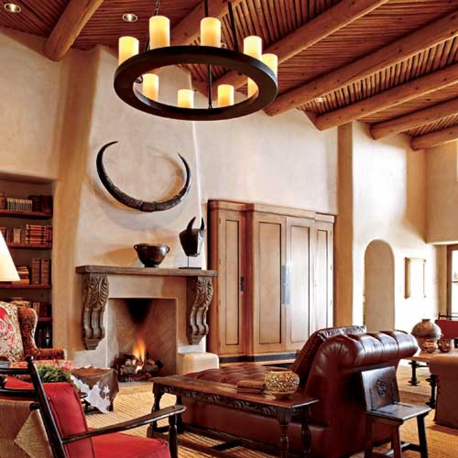 Southwestern Style Homes Designs