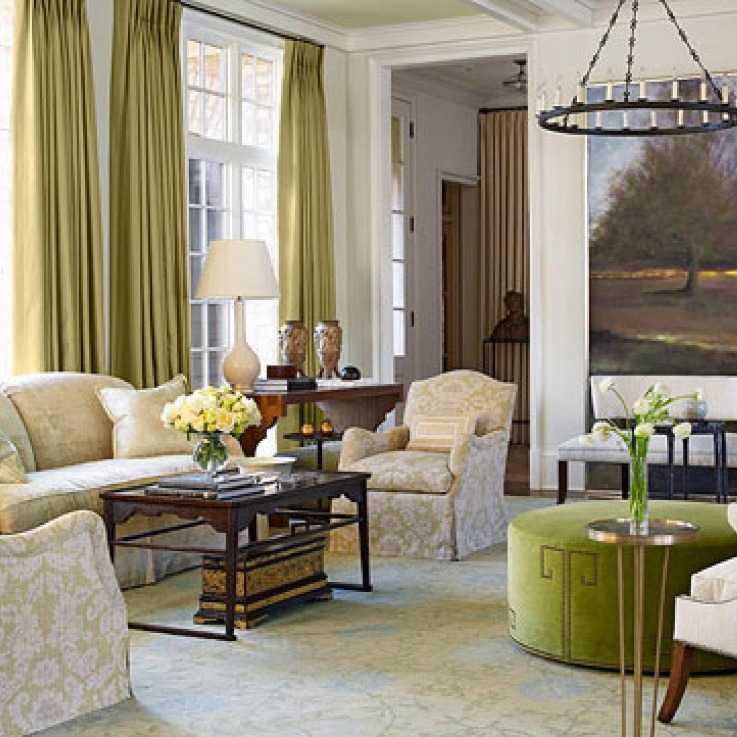 Home With Traditional Southern Design And Hospitality