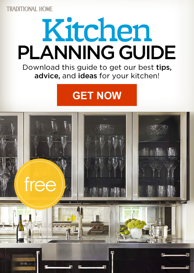 Kitchen Planning Guide Traditional Home