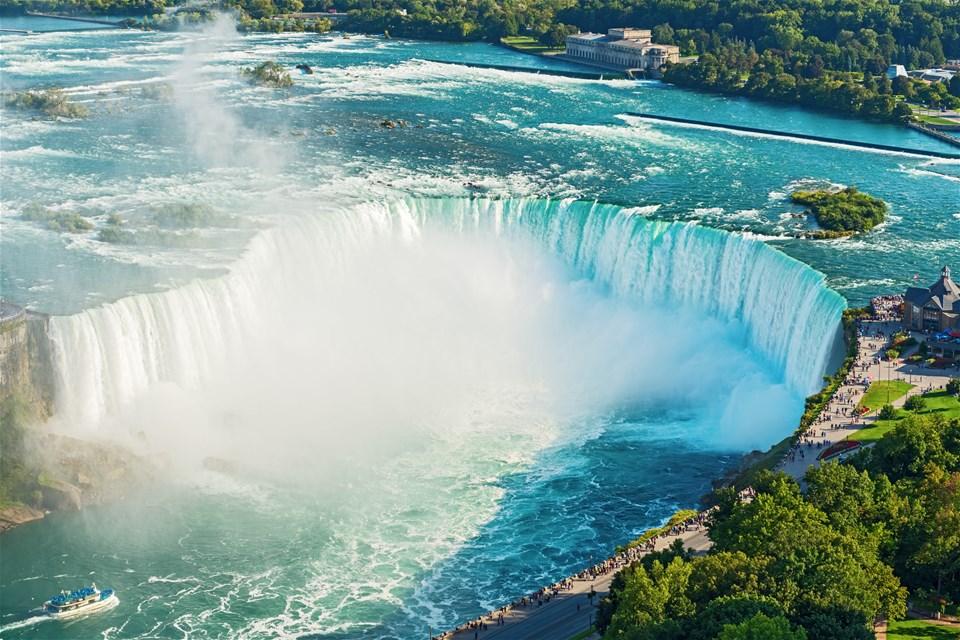 Toronto  Niagara Discovery  Touring with Trailfinders