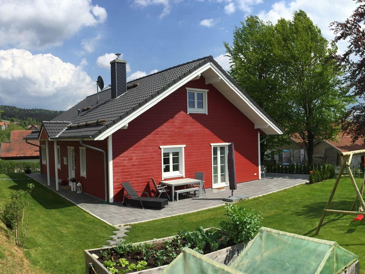 Ferienhaus Schwedenhaus, Bayerischer Wald (Nähe Nationalpark) - Herr