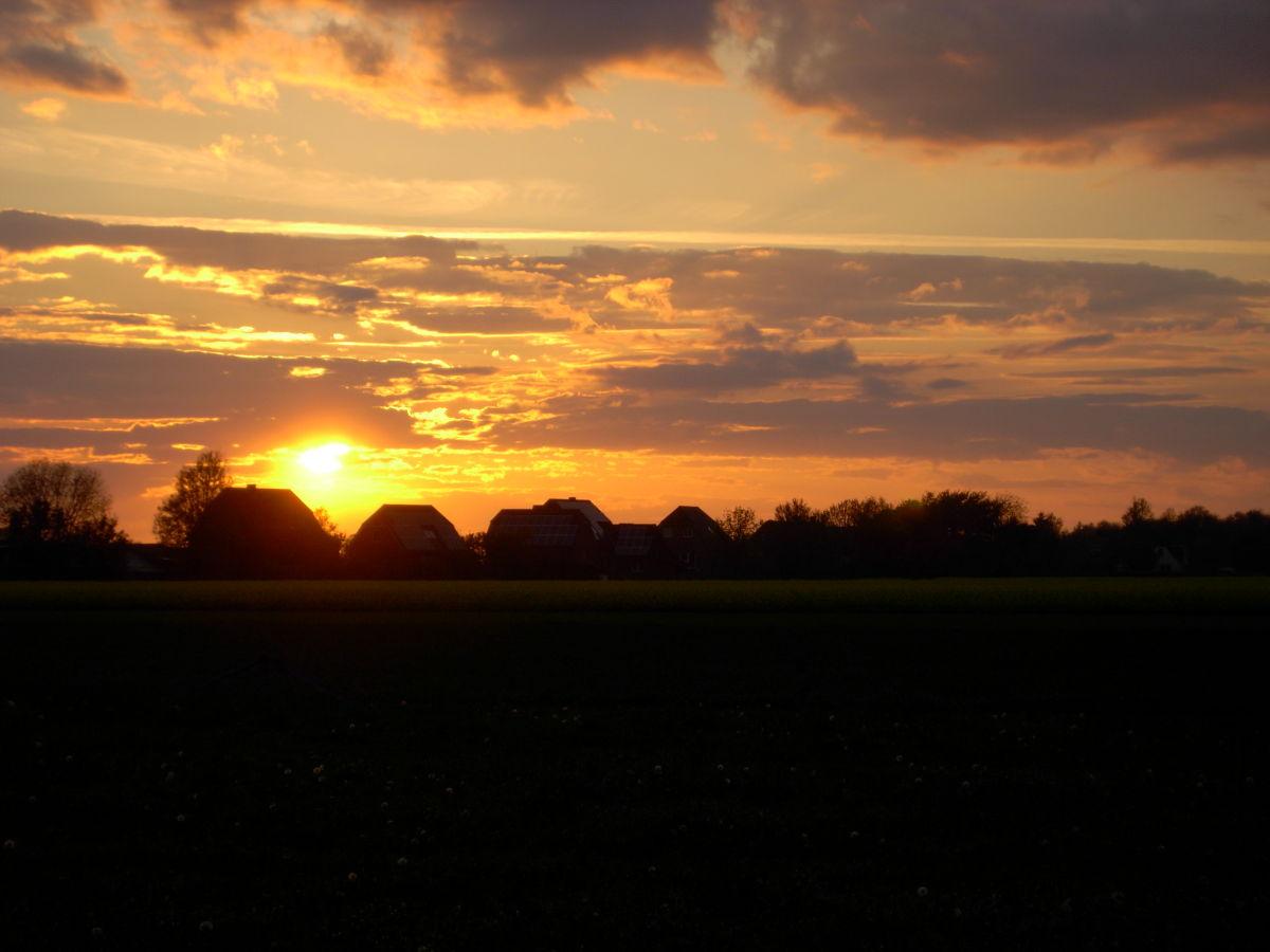 Ferienwohnung Sonnenuntergang Nordstrand Herr Eduard Fischer