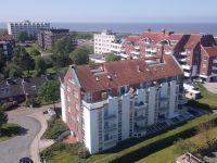 Ferienwohnung Pavillon Nr. 9, Cuxhaven, Duhnen