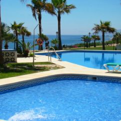 Second Hand Sofas Costa Del Sol Double In Living Room Holiday Apartment Bermuda Beach 1 West