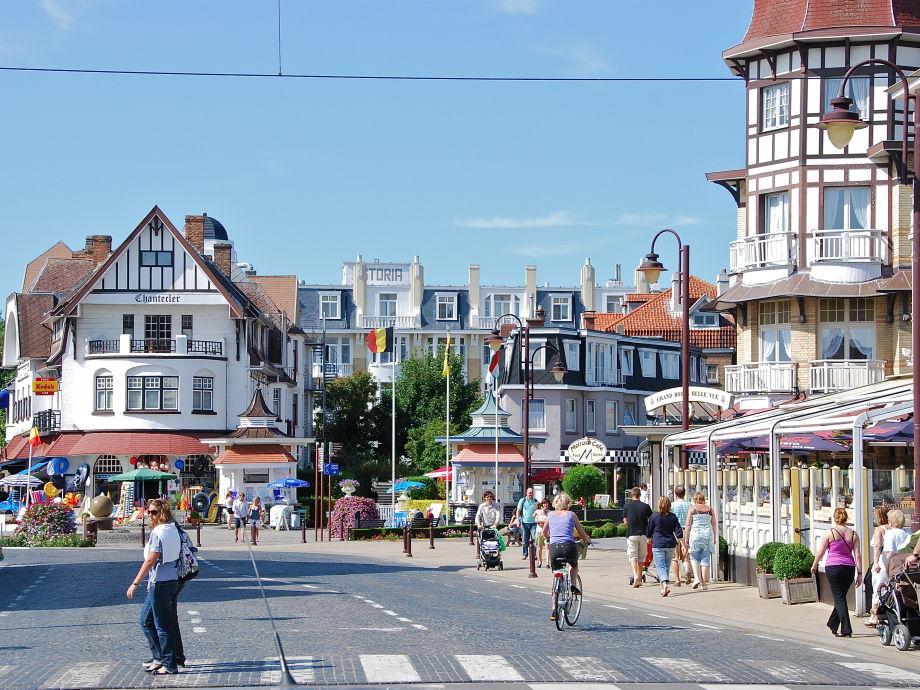 Ferienwohnung Strand De Haan Nordsee  Firma Synergon BV