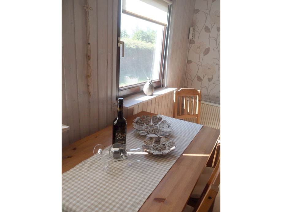 Bungalow Sommerblockhaus Ltt Hsing FischlandDarZingst  Frau MayBritt Neumann