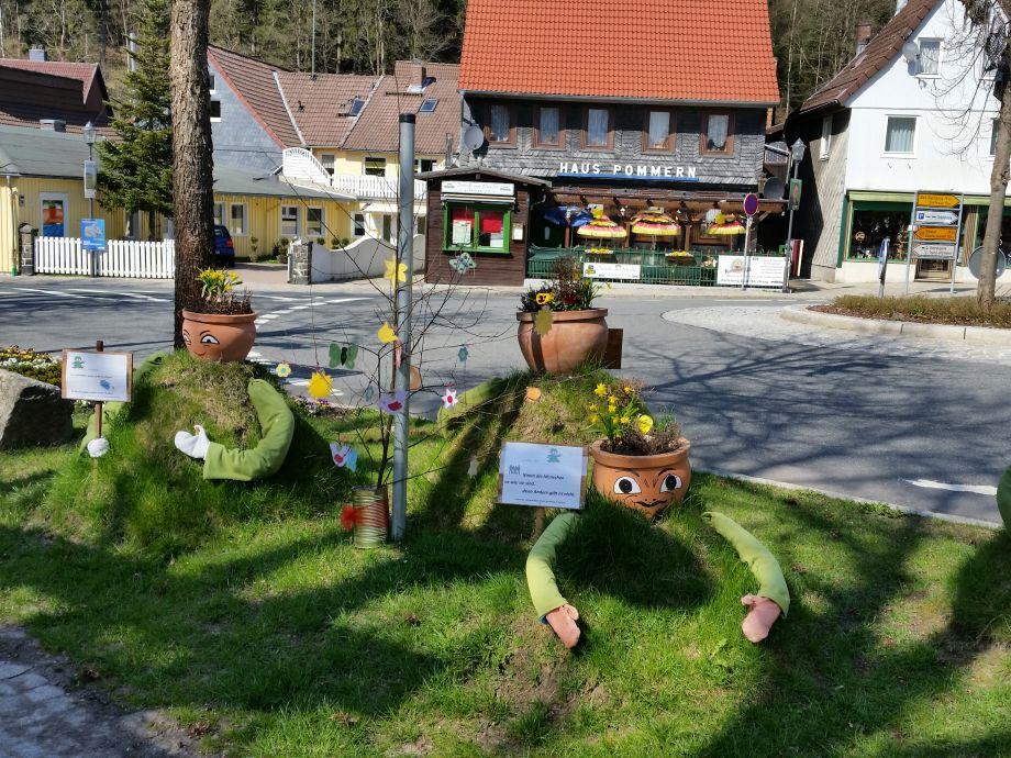 Ferienwohnung TraumblickHarzAltenau Harz  Frau Sabine