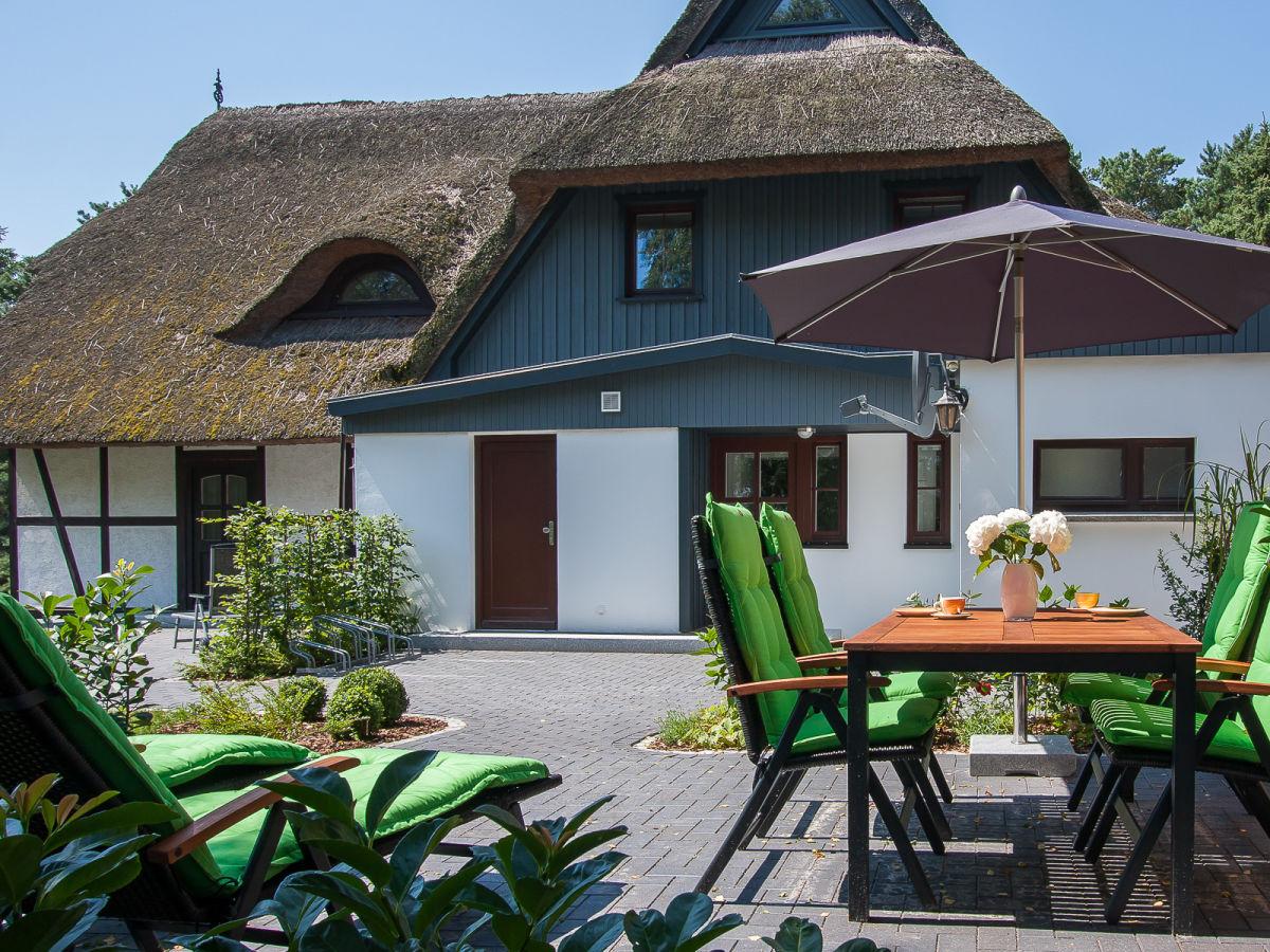 Ferienwohnung 1 im Haus Schilfkante Wieck Firma Meerfischland GmbH