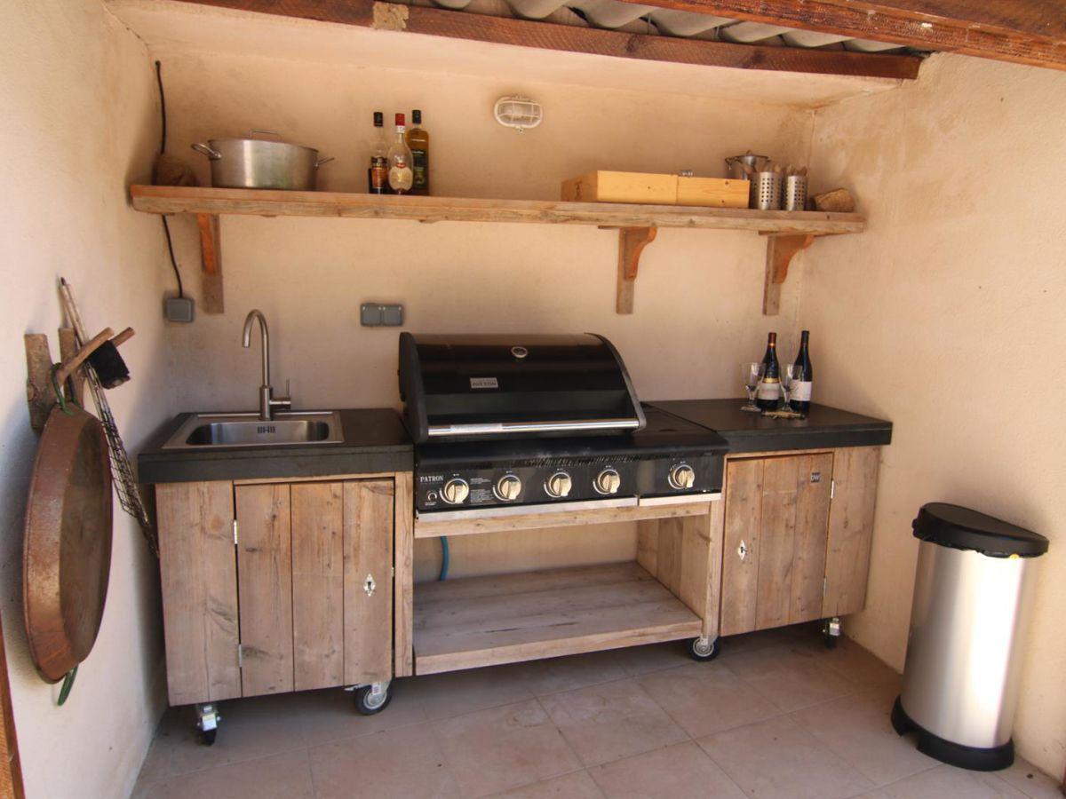 Gartenhaus Outdoor Küche : Gartenhaus mit outdoor küche outdoorküche