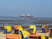 Ferienwohnung Pavillon P 1/12, Cuxhaven, Dse