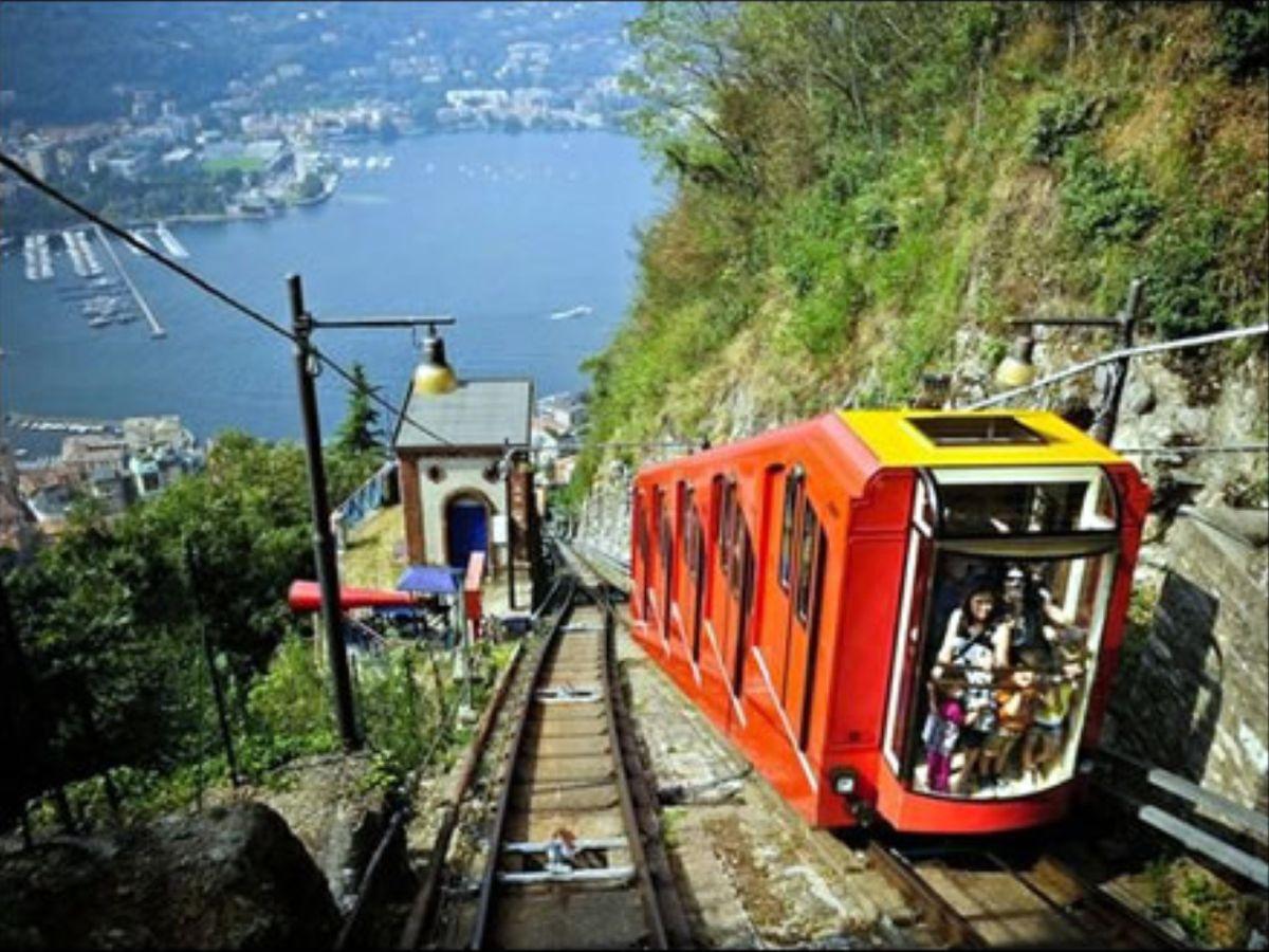 Ferienwohnung Lago di Lugano Chaletrent Lombardei  Firma