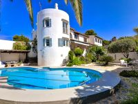 Ferienhaus Ibiza-Stil mit Pool 2679, Mallorca, Osten ...