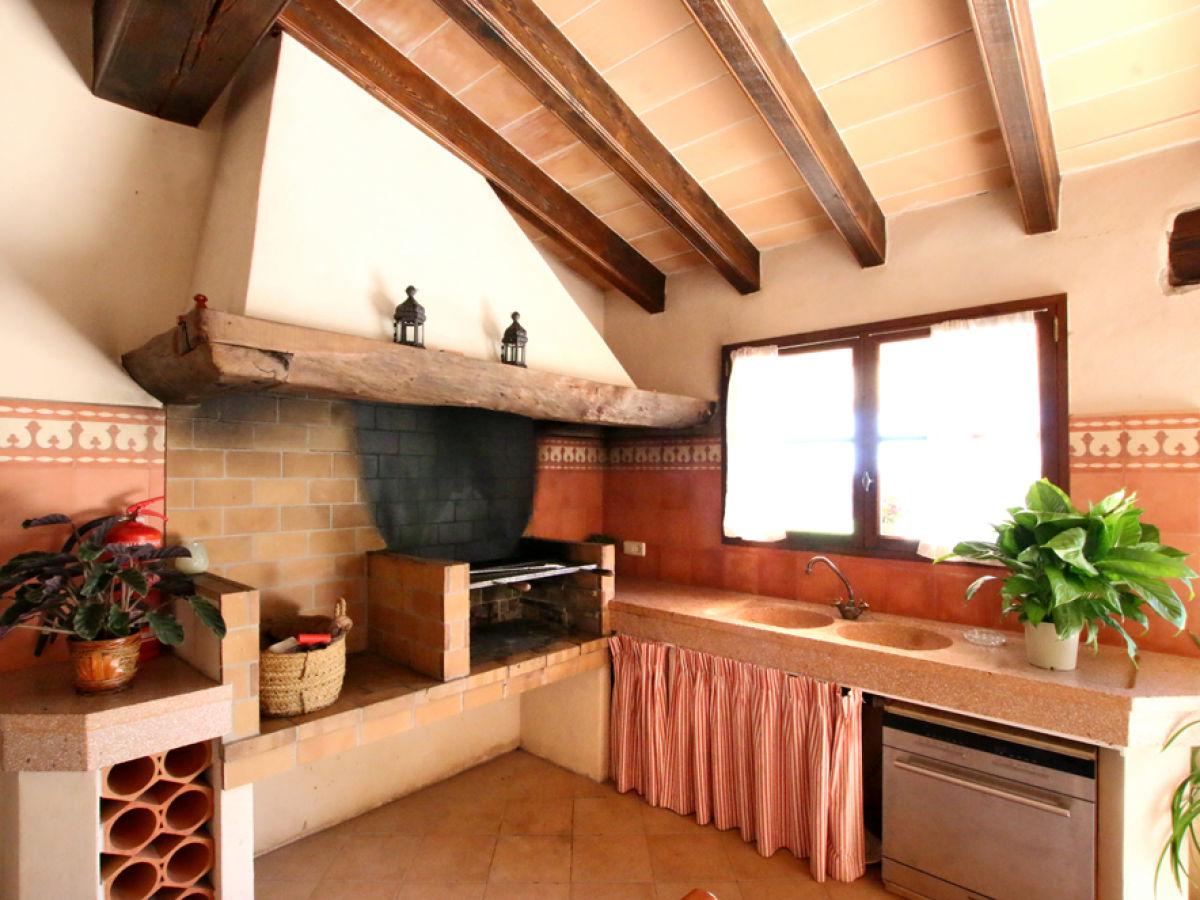 Outdoor Küchen Mallorca : Grill küche outdoor küche mit monolith grill spüle und kühlbox