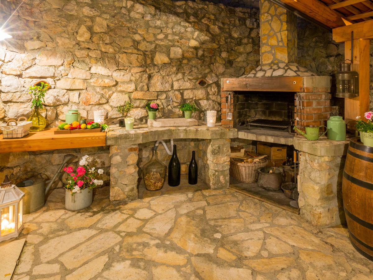 Outdoor Küche Grill : Outdoorküche pizzaofen steinbackofen selber bauen lehmbackofen
